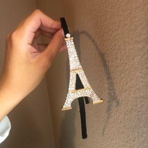 Eiffel Tower headband
